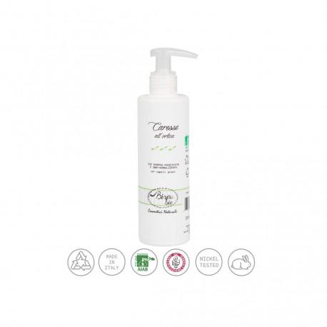 Bio shampoo all'ortica – purificante per capelli grassi  - BISOU BIO