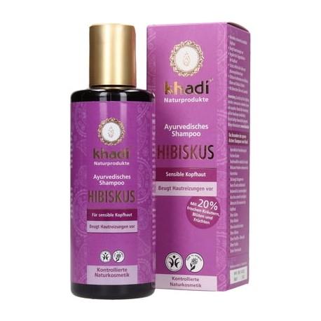 Hibiscus Shampoo - KHADI