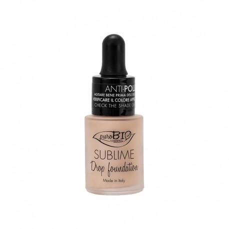 Sublime Drop Foundation 01 - PUBOBIO