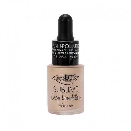 Sublime Drop Foundation 01 Y - PUBOBIO