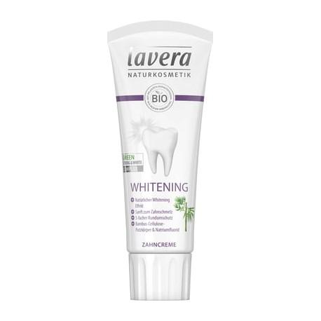 Dentifricio Whitening 75ml - LAVERA