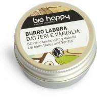 Burro Labbra Datteri e Vaniglia - BIO HAPPY