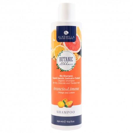 Shampoo Arancio e Limone - ALKEMILLA