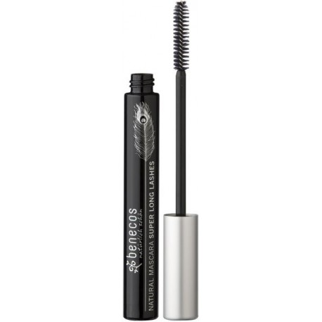 Mascara Naturale Super Long Lashes - BENECOS