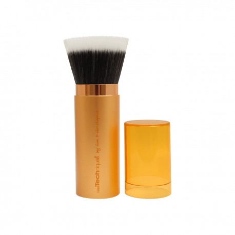 Retractable Bronzer Brush - REAL TECHNIQUES