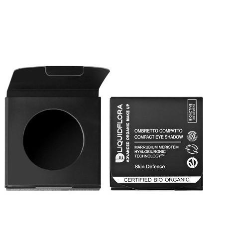 Ricarica Ombretto Compatto Biologico 01 - Black Night - LIQUIDFLORA