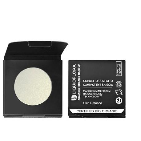 Ricarica Ombretto Compatto Biologico 07 - White Silver - LIQUIDFLORA