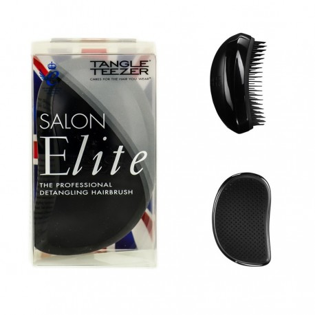 Salon Midnight Black Spazzola Professionale Elimina Nodi - TANGLE TEEZER