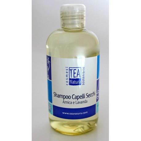 Shampoo capelli secchi Arnica e Lavanda - TEA NATURA