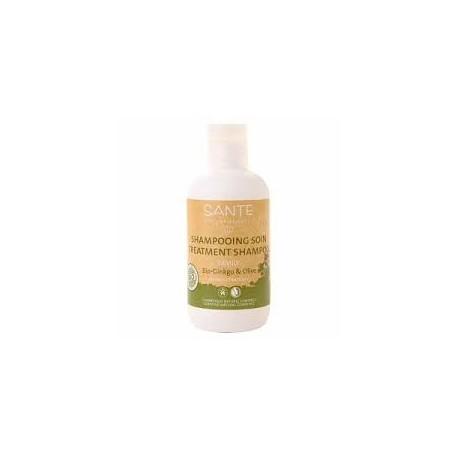 Shampoo Rivitalizzante Ginko e Olive 200ml - SANTE NATURKOSMETIK