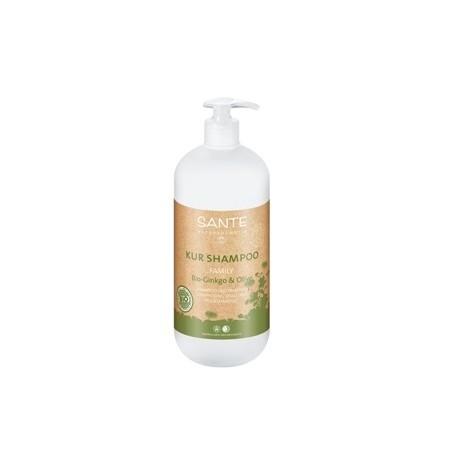 Shampoo Rivitalizzante Ginko e Olive 950ml - SANTE NATURKOSMETIK