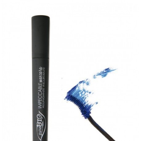 Mascara Impeccable biologico 02 Blu - PUROBIO
