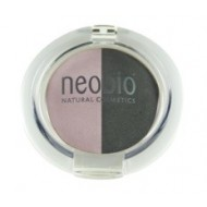 Ombretto duo 01 Rose Diamond - NEOBIO