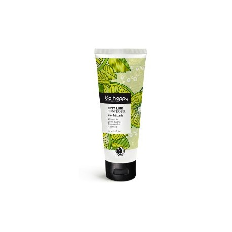 Shower gel - Frizzy Lime - Lime Frizzante - BIO HAPPY