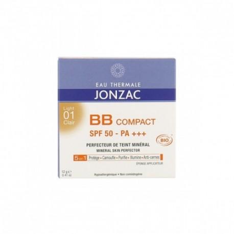 BB Compact SPF50 01 Clair - EAU THERMALE JONZAC