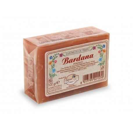 Saponetta 100 gr Bardana - SAPONE DI UN TEMPO