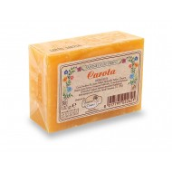 Saponetta 100 gr Carota - SAPONE DI UN TEMPO