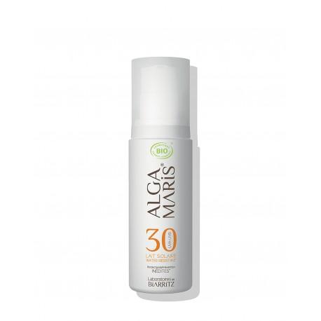 Latte Solare Viso e Corpo SPF 30  100 ml - ALGA MARIS