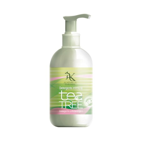 Detergente intimo al Tea Tree - ALKEMILLA