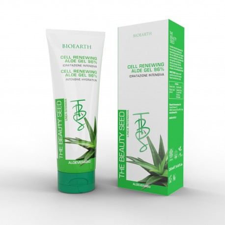 The Beauty Seed Cell Renewing Aloe gel 96% - BIOEARTH