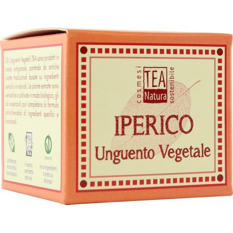 Unguento all'Iperico - TEA NATURA