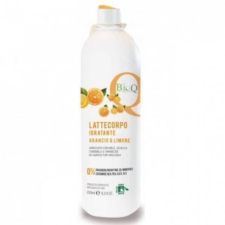 Latte Corpo Arancio e Limone 250 ml - BIOQ