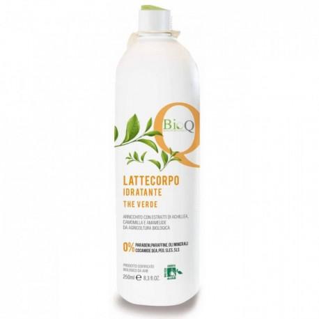 Latte corpo Thè Verde 250 ml - BIOQ