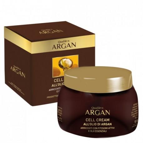Cell Crema all'olio di Argan - QUALIKOS ARGAN