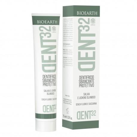 Dentifricio Sbiancante Protettivo - Bioearth