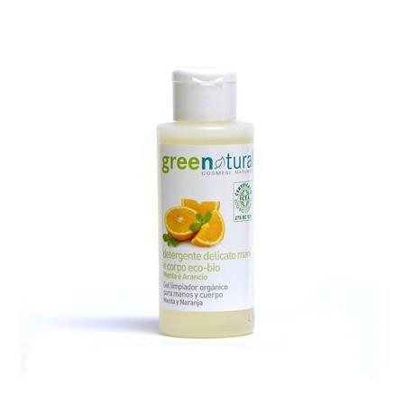 Detergente Delicato Mani e Corpo 100 ml - GREENATURAL