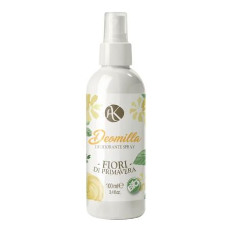 Deomilla Fiori Di Primavera Bio Deodorante Spray - ALKEMILLA