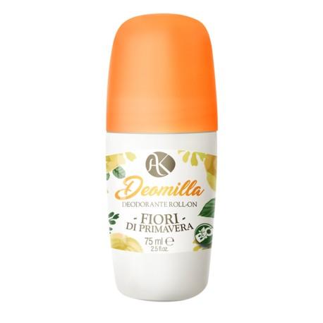 Deomilla Fiori Di Primavera Deodorante Roll-on - ALKEMILLA