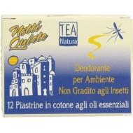 Piastrine Deodoranti per Ambiente Notti Quiete - TEA