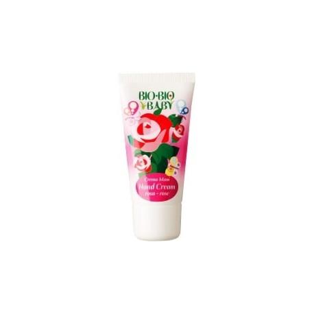 Crema mani Rosa - BIO BIO BABY