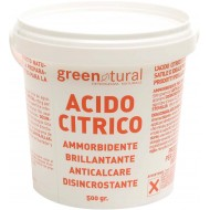Acido Citrico 500gr - GREENATURAL