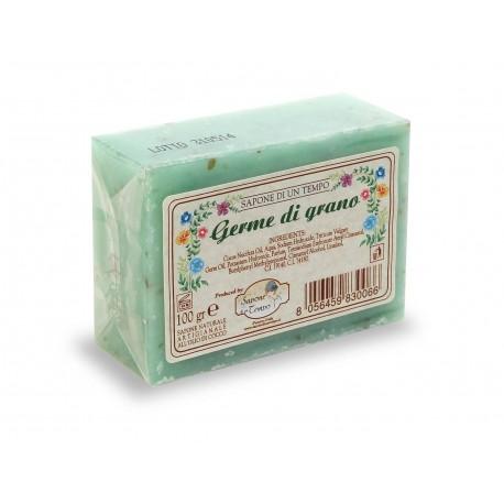 Saponetta 100 gr Germe di Grano - SAPONE DI UN TEMPO