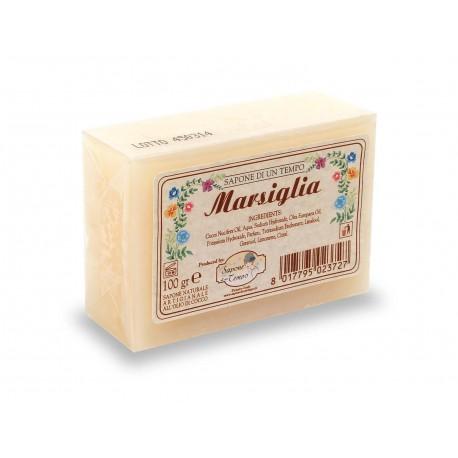 Saponetta 100 gr Marsiglia - SAPONE DI UN TEMPO