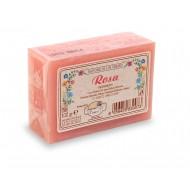 Saponetta 100 gr Rosa - SAPONE DI UN TEMPO