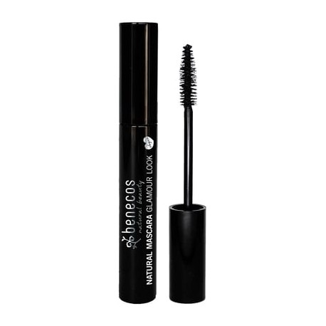 Natural Mascara Glamour Look Ultimate Black- BENECOS