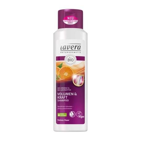 Shampoo Volumizzante e Rinforzante - LAVERA