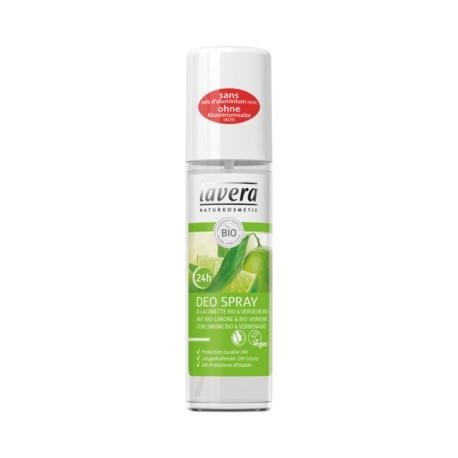 Deo Spray con Limone & Verbena - LAVERA