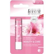 Balsamo per le labbra Beauty & Care Rosè - LAVERA