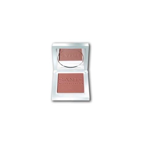 Fard Compatto Rouge 01 - SANTE NATURKOSMETIK