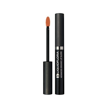 LIP Gloss Biologico 03 Orange Oriente - LIQUIDFLORA