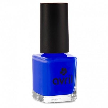 Smalto Bleu De France n 633 - AVRIL