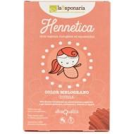Hennetica Color Melograno - LA SAPONARIA