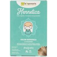 Hennetica Color Nocciola - LA SAPONARIA