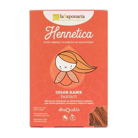 Hennetica color Rame - LA SAPONARIA