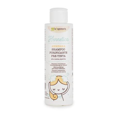 Shampoo Pre Tinta - LA SAPONARIA