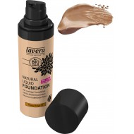 Natural Liquid Foundation 04- LAVERA